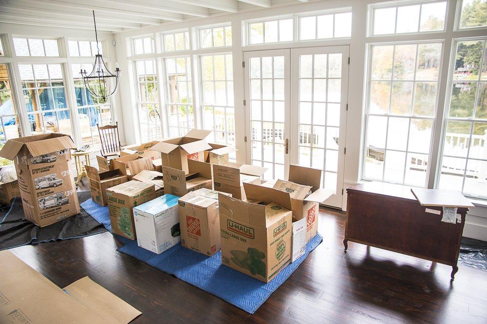 Boomerang Moving & Storage: 4 Open Square Way, Holyoke, MA