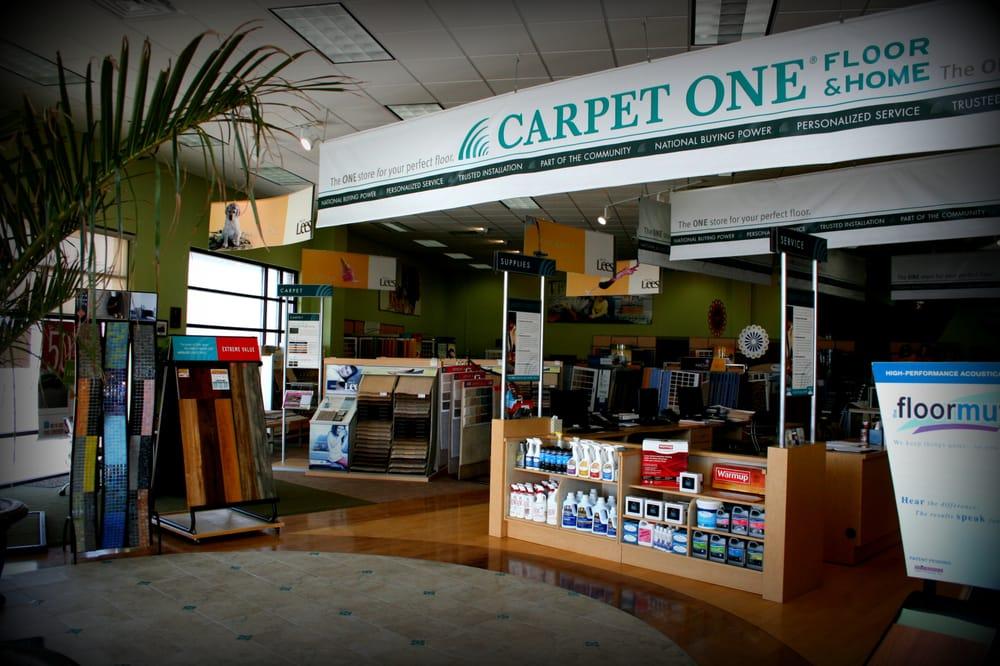 Carpet One Floor & Home: 2240 36th St, Spirit Lake, IA
