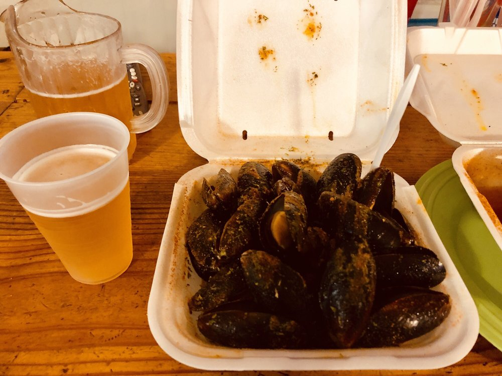 Londons Seafood Palace: 5032 Blanding Blvd, Jacksonville, FL