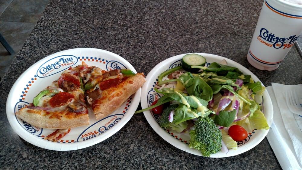 Cottage Inn Pizza Pizza 501 E Michigan Ave Saline Mi