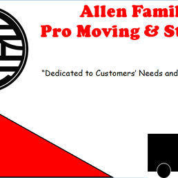Photo Of Allen Familiy Pro Moving U0026 Storage   New Port Richey, FL, United