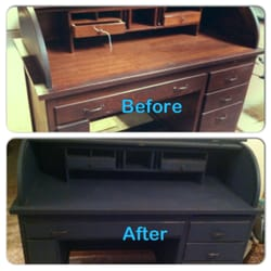 photo of columbus furniture revival columbus oh united states roll top desk