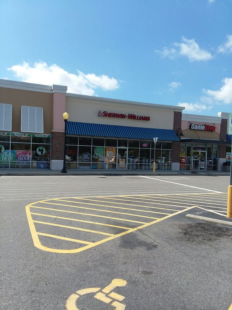 Sherwin-Williams Paint Store: 1114 New Pointe Blvd, Leland, NC