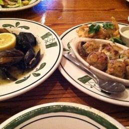 Photo Of Olive Garden Italian Restaurant   Glendale, CA, United States.  Mussels Di