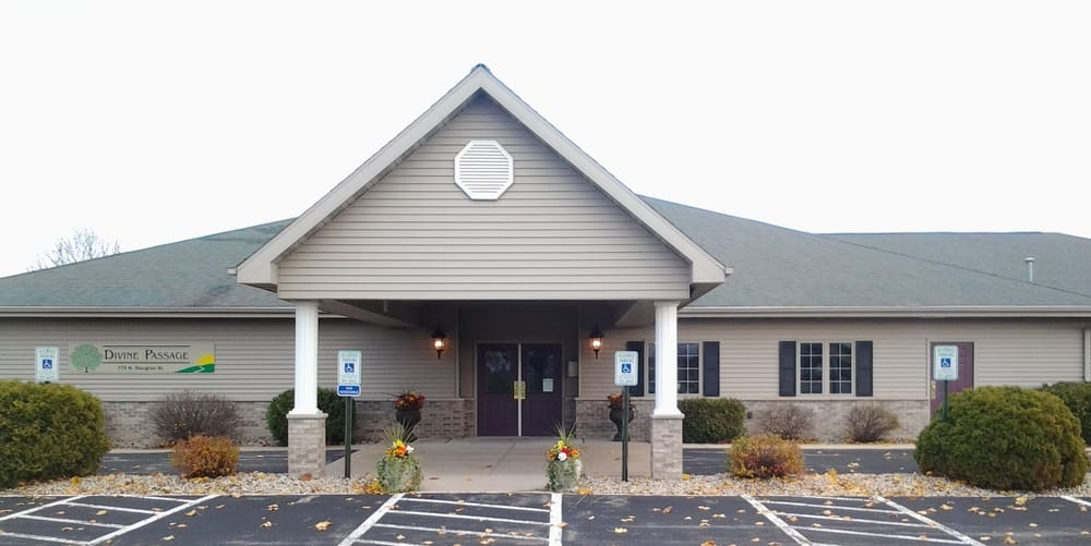 175 n douglas street ripon wisconsin yelp for Funeral home building plans