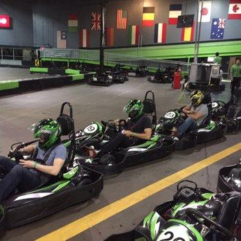 Go Karts Atlanta Ga >> Andretti Indoor Karting Games Roswell 226 Photos 197 Reviews