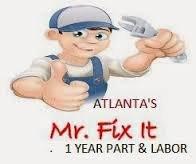 Mr Fix It Appliance Repairs