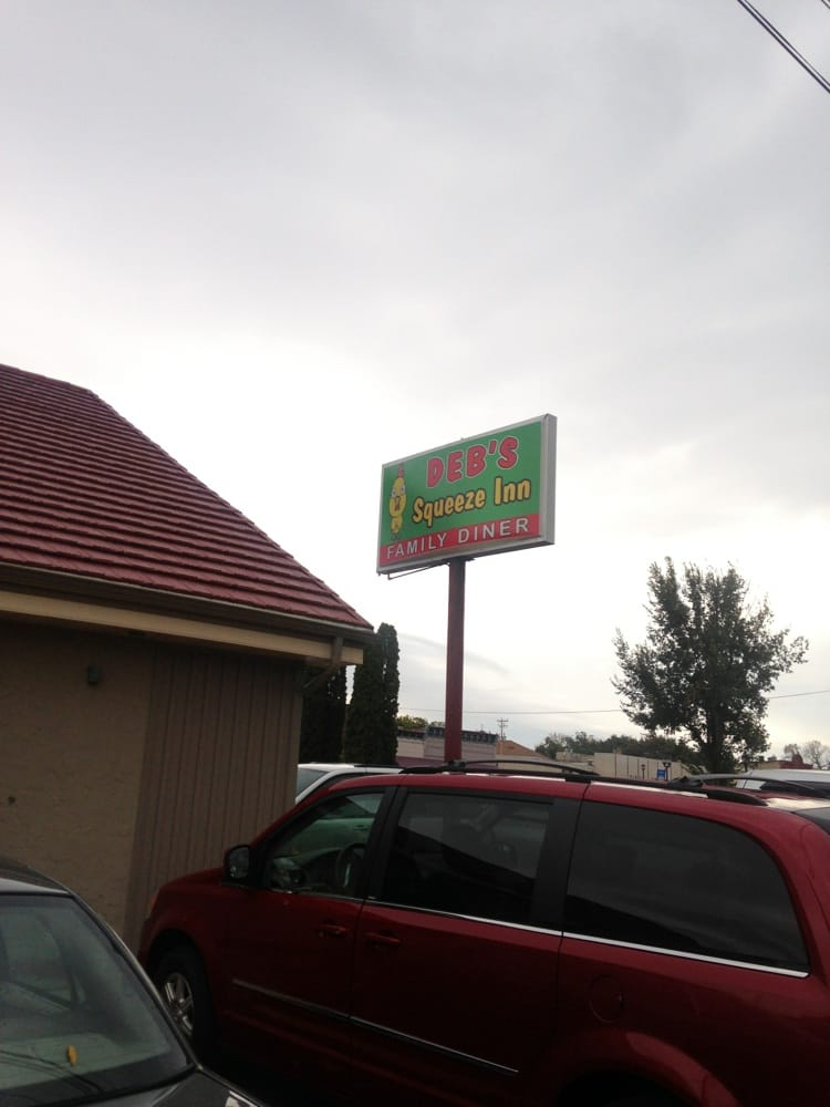 Deb's Squeeze Inn: 100 Front St, Milton, WI
