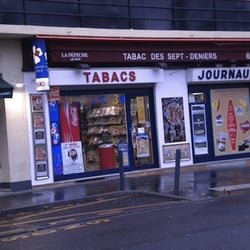 Tabac Presse Des Sept Deniers Bureaux de tabac 81 route de