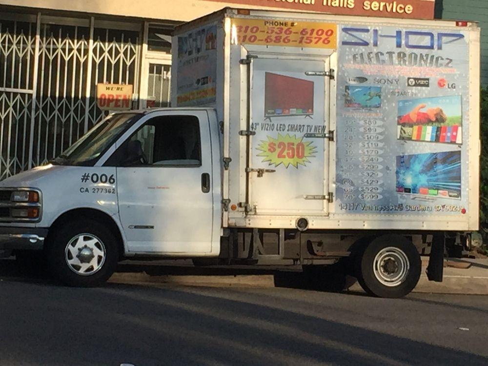 Shopelectronicz: 14117 Van Ness Ave, Gardena, CA