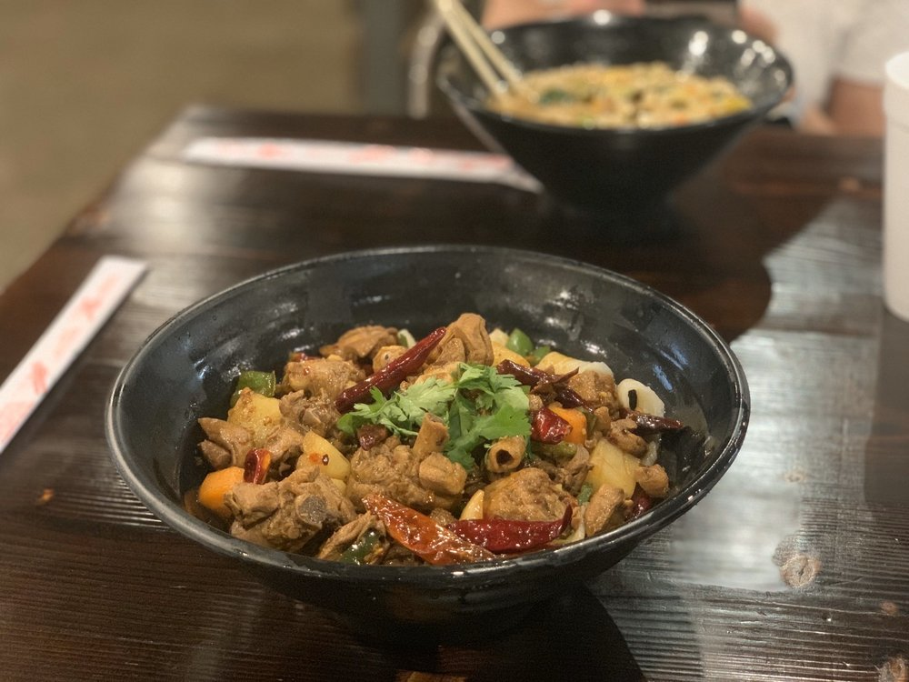 Chic Foodie Chinese Kitchen: 204 N Greenville Ave, Allen, TX