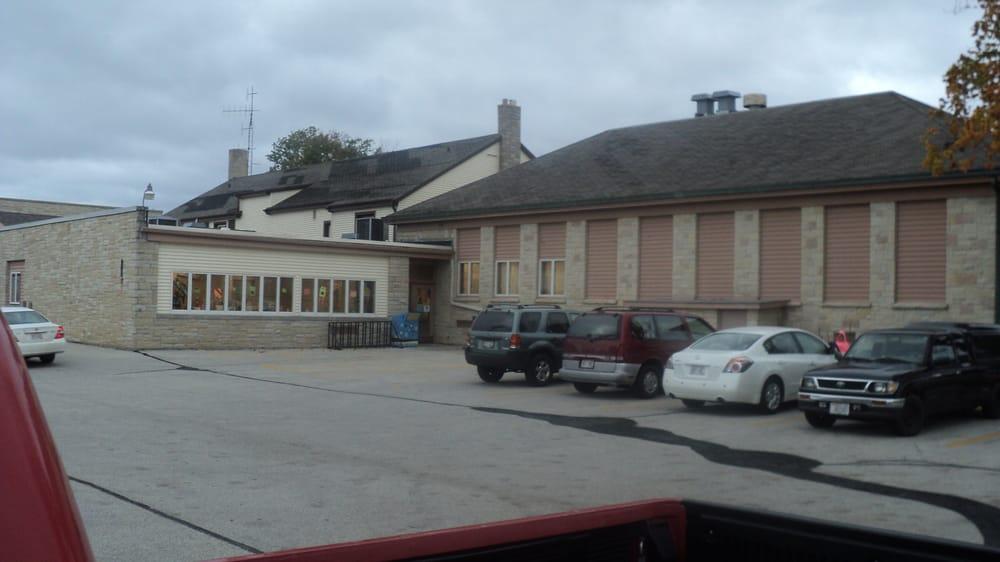 Algoma Public Library: 406 Fremont St, Algoma, WI