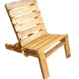 photo of austin pallet furniture austin tx united states single stained