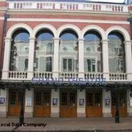 Restaurants Near Grand Theatre Wolverhampton