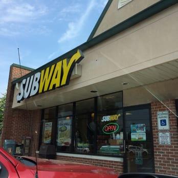 Photo Of Subway Mount Holly Nj United States Front Entrance