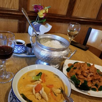 Photo Of Ruen Thai Restaurant Roseville Ca United States Another Delicious Meal