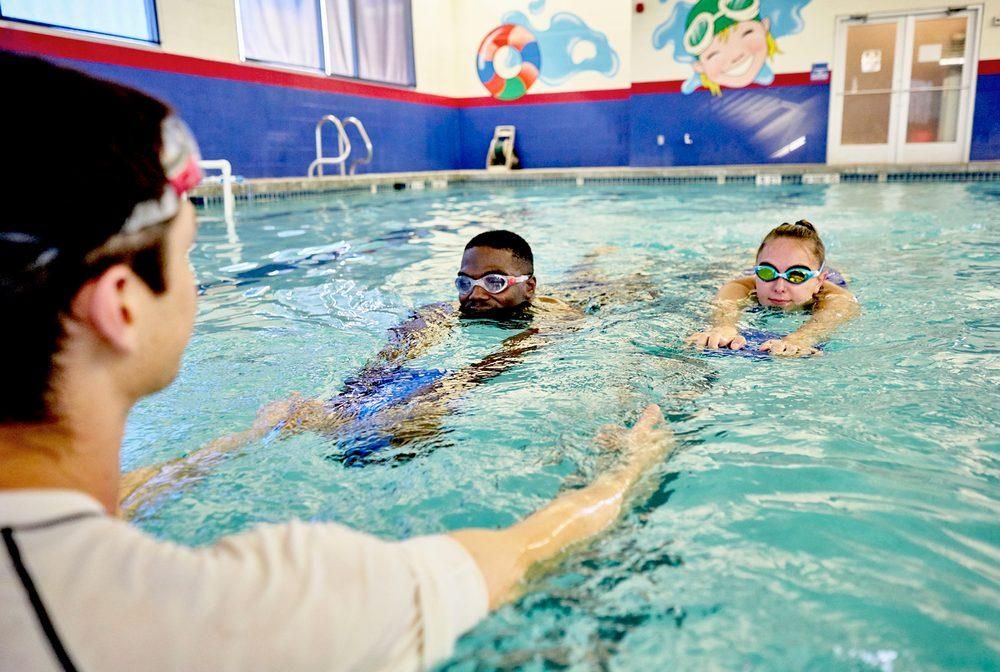 SafeSplash + SwimLabs Swim School - Louisville Springhurst