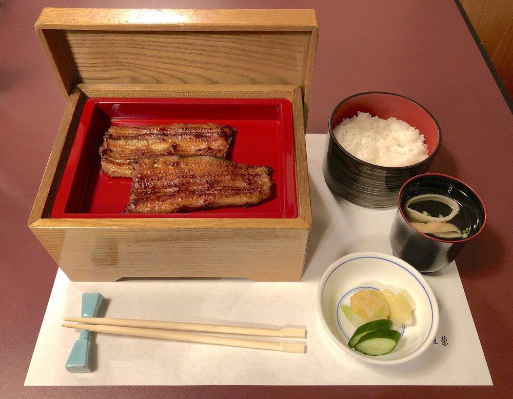 Unagi Kappō Izuei Shinobazu-tei