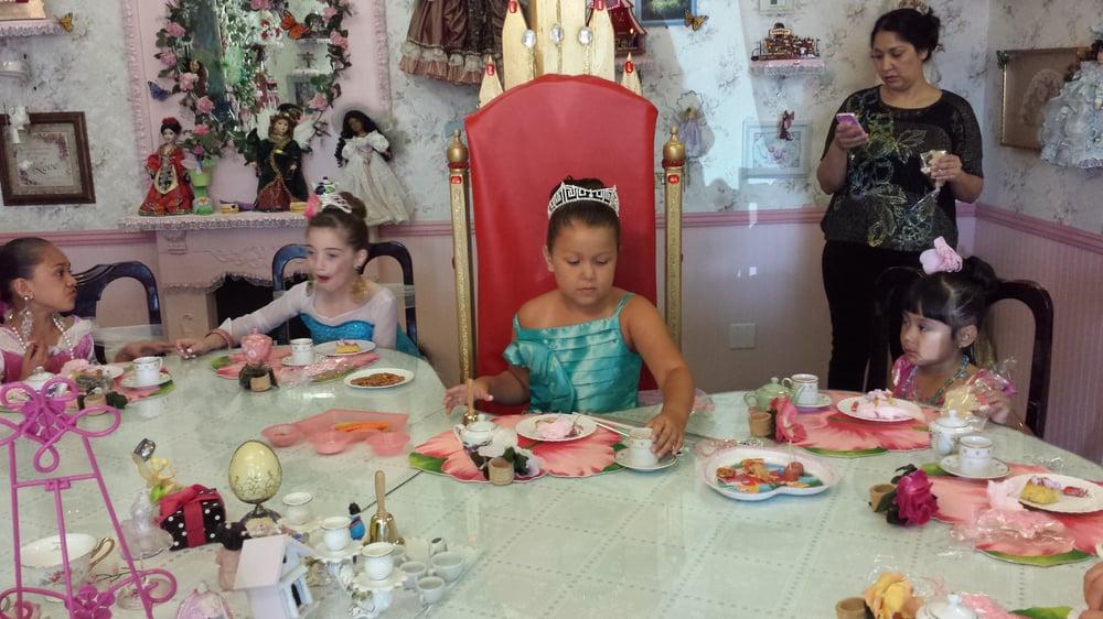 Olivia S Dollhouse Tea Room Upland Ca