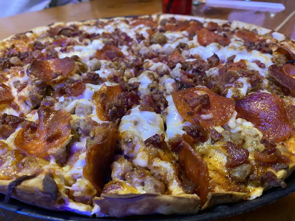 Brick Oven Pizza - Paragould: 2410 Linwood Dr, Paragould, AR