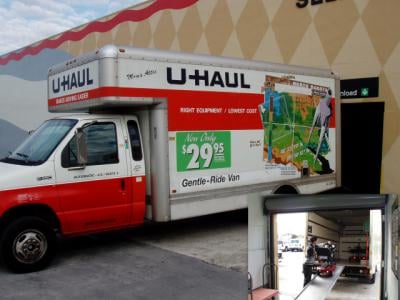 Photos for UHaul Moving Storage of Miami Gardens Yelp