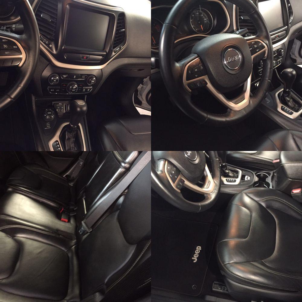 Interior Car Detailing Package: Interior Detail