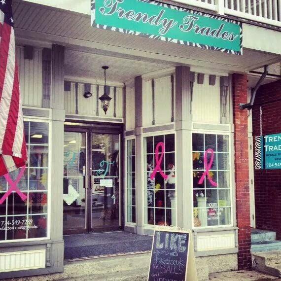Trendy Trades: 1 N Main St, Homer City, PA