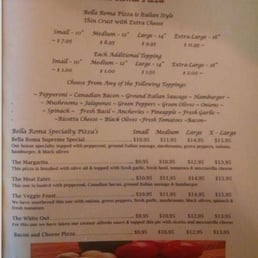 Mga larawan para sa bella roma italiano ristorante yelp for Ristorante elle roma