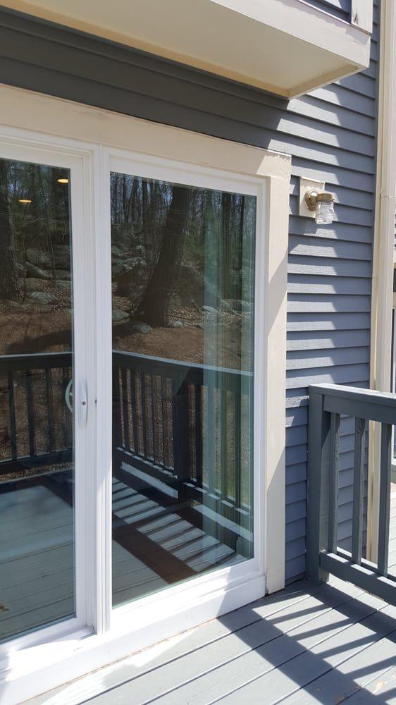Photo Of Renoviso   Yonkers, NY, United States. Installed A Sliding Patio  Door
