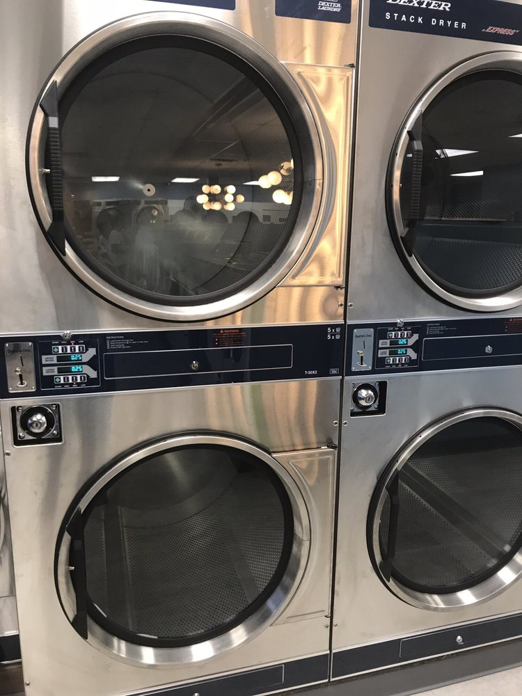 Bubble Room Coin Laundry