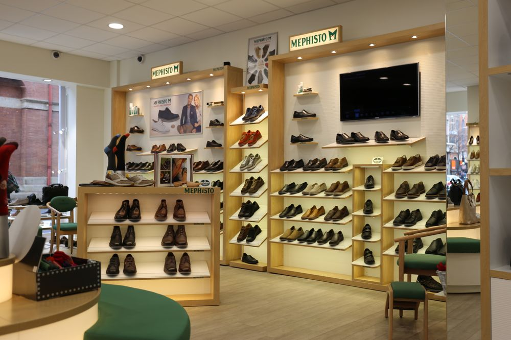 mephisto magasins de chaussures 30 rue de metz. Black Bedroom Furniture Sets. Home Design Ideas