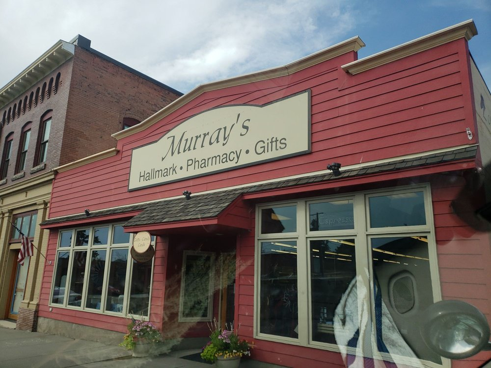 Murray's Condon Pharmacy: 225 S Main St, Condon, OR