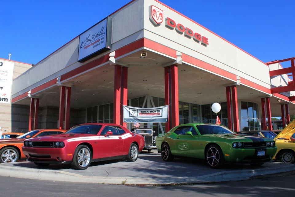 Larry H Miller Boise >> Larry H Miller Chrysler Jeep Dodge Ram Boise - Car Dealers ...
