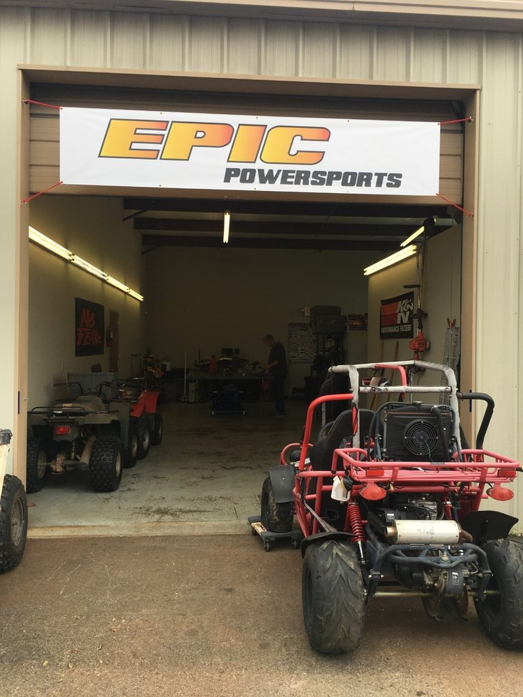 Epic Powersport: 7224 E 151st St S, Bixby, OK