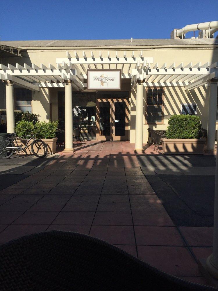 Paramount Water Tower Cafe Menu
