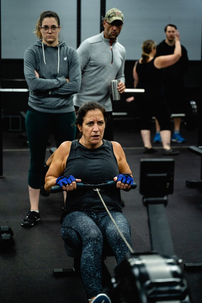 LIFW Gym