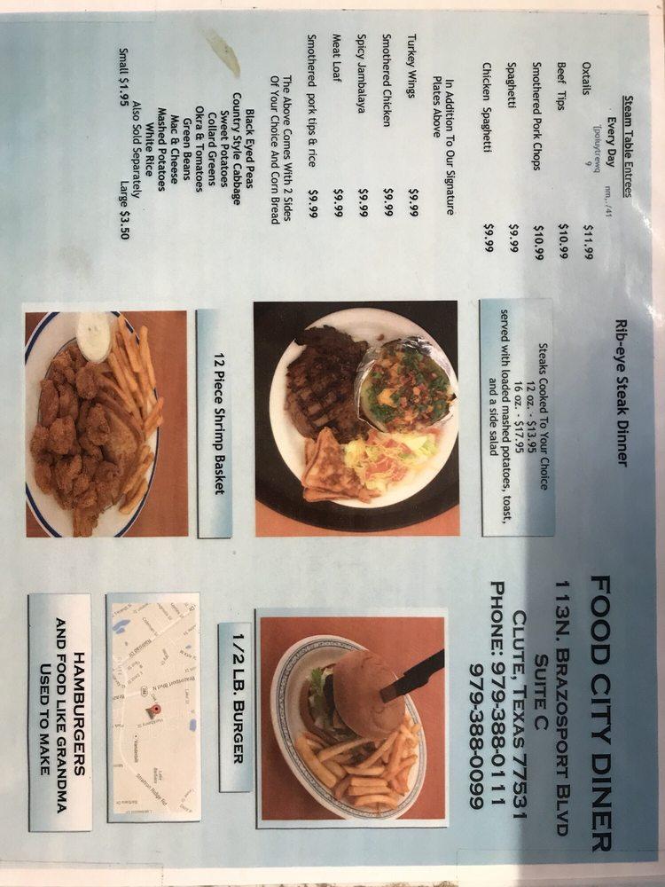 Food City: 113 Brazosport Blvd N, Clute, TX
