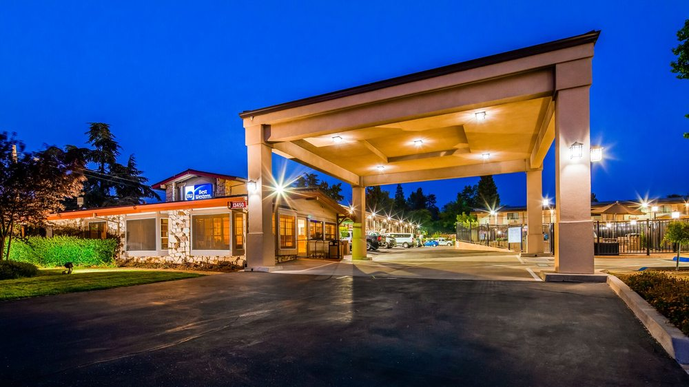 Best Western Golden Key: 13450 Lincoln Way, Auburn, CA