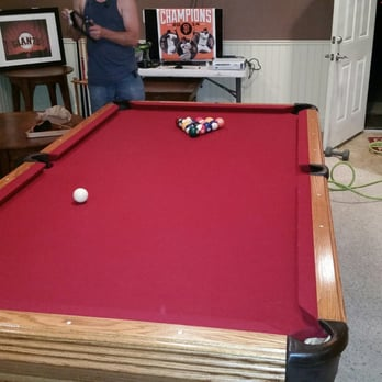 Stus Pool Table Movers Services Photos Reviews Movers - Pool table movers knoxville tn