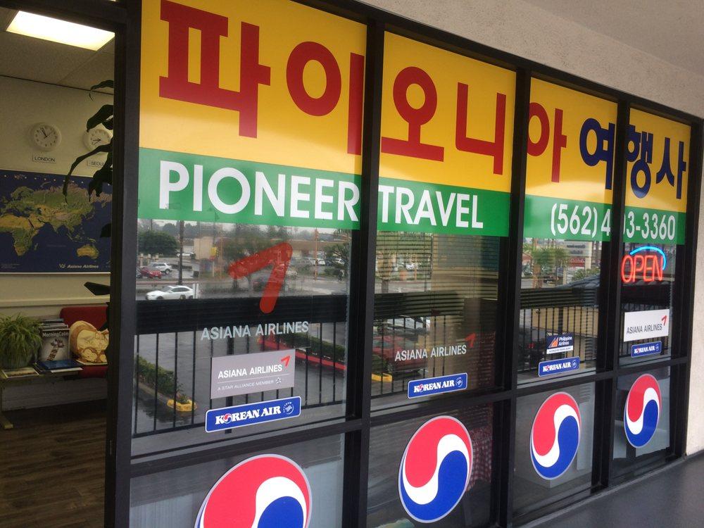 Pioneer Travel: 17510 Pioneer Blvd, Artesia, CA