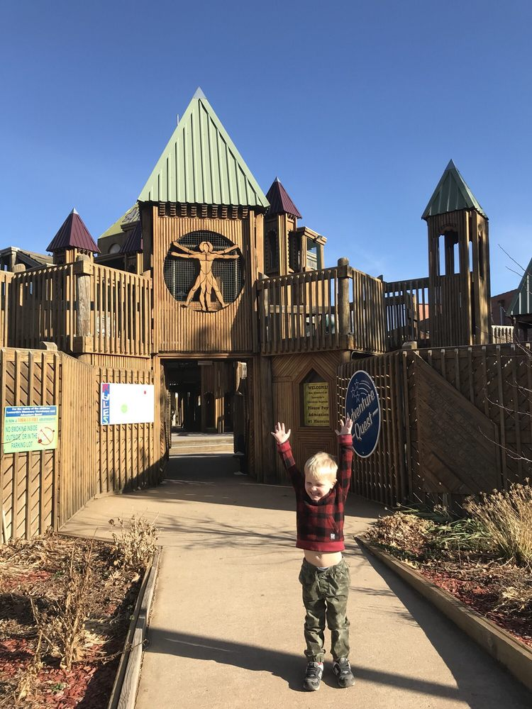 Leonardo's Children's Museum & Adventure Quest: 200 E Maple Ave, Enid, OK