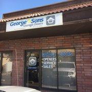George U0026 Sons Garage Doors