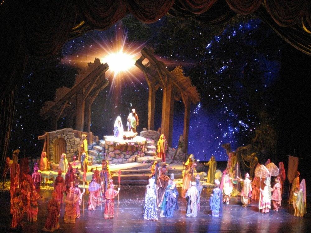 Radio City Christmas Spectacular - Living Nativity scene - Yelp