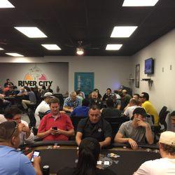 Poker tournament depression