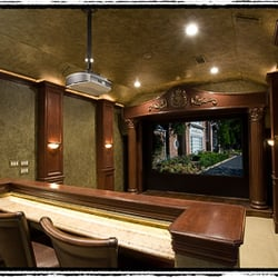 Photo Of Sound Perfection   Houston, TX, United States. Custom Home Theater  Design