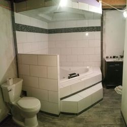 Sees Remodeling LLC Photos Contractors Mercer St - Bathroom remodeling cherry hill