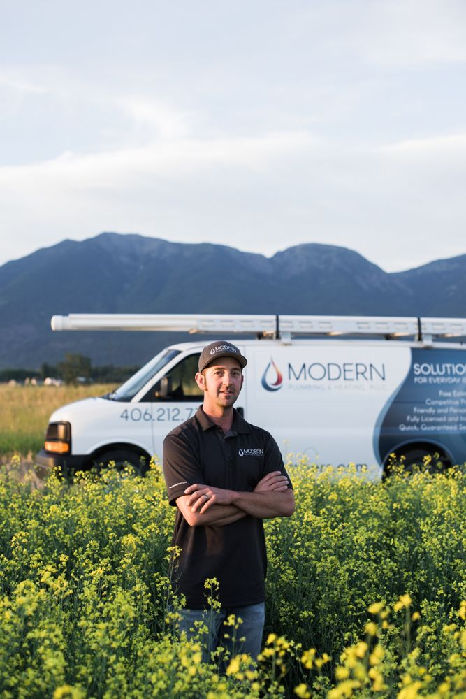 Modern Plumbing and Heating: 432 E Idaho St, Kalispell, MT