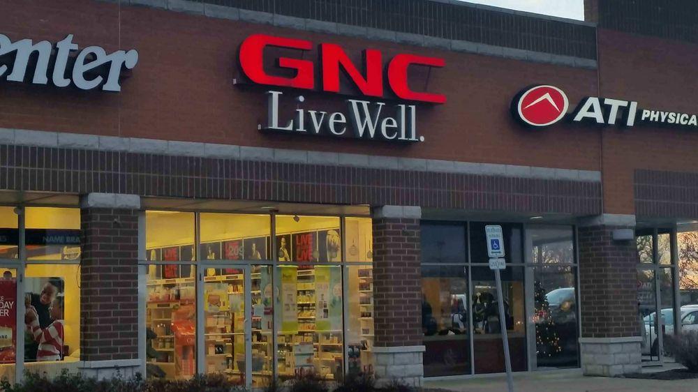 GNC: 209 E Route 6, Morris, IL