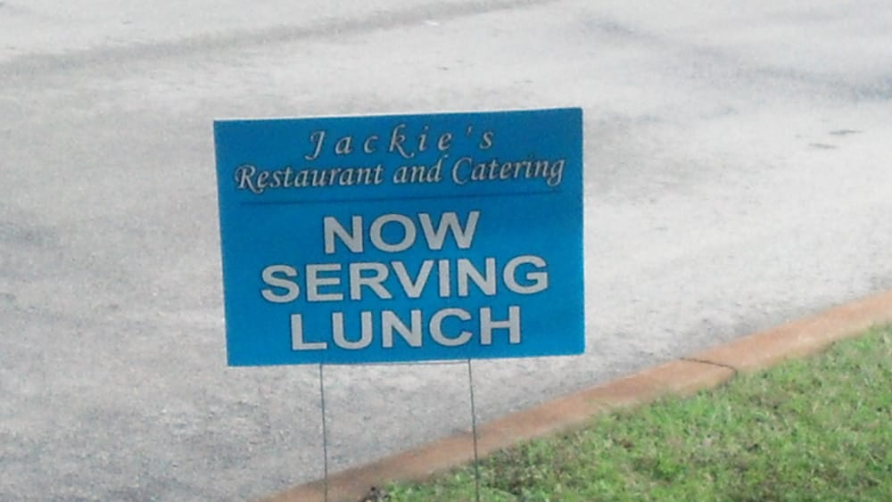 Jackie's Catering Service: 1516 Max Hooks Rd, Groveland, FL