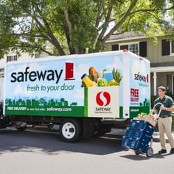 Safeway - CLOSED - Food Delivery Services - Old Town